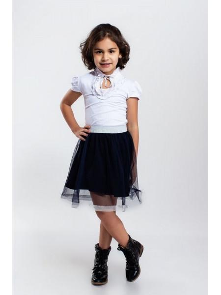 Коротка красива спідниця для дівчинки