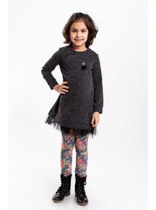 Дитяча модна туніка для дівчинки