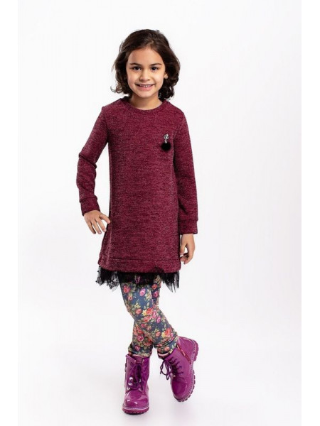 Детская модная туника для девочки