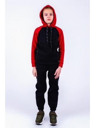 Теплий спортивний костюм для хлопчика