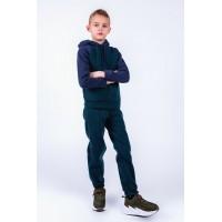 Теплый спортивный костюм для мальчика