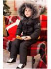 Костюм дитячий зимовий гірськолижний