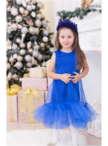 Нарядне дитяче плаття зі фатину