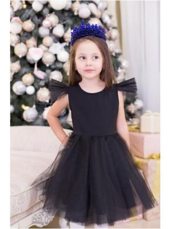Святкова сукня із пишною спідницею із фатину
