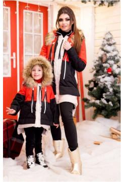 """Детская куртка для девочки """"Аляска"""""""