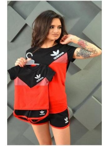 Летний спортивный костюм для девочки