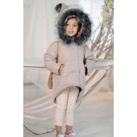 Стильная куртка демисезонная детская
