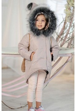 Стильна куртка демісезонна дитяча