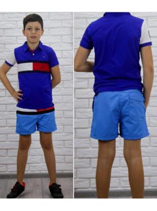 Подростковые шорты для мальчика