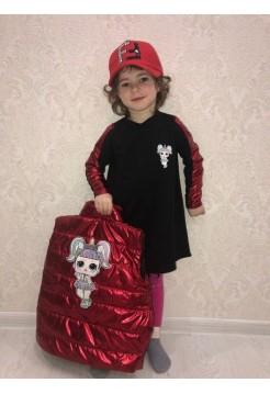 Дитячий костюм із жилеткою Lol для дівчинки