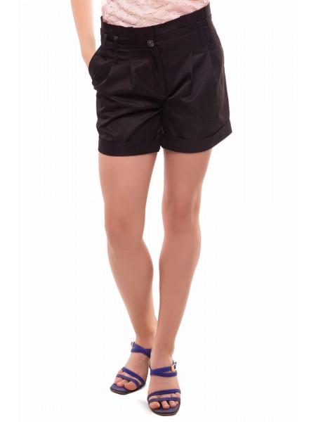 Чорні дитячі шорти для дівчинки