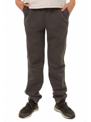 Теплые детские спортивные брюки для мальчика