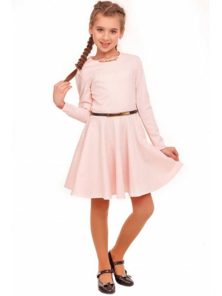 Елегантне плаття для дівчинки з прикрасою ... 38230634f508c