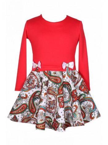 Красиве коротке плаття на дівчинку