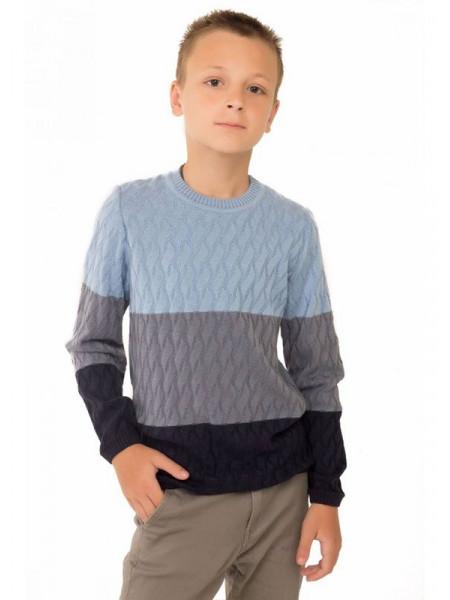 В'язаний светр на хлопчика