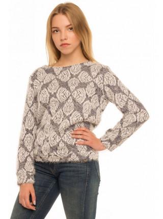 Детский свитер травка для девочек