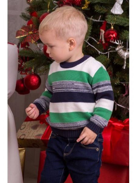 В'язана дитяча кофта для малюка