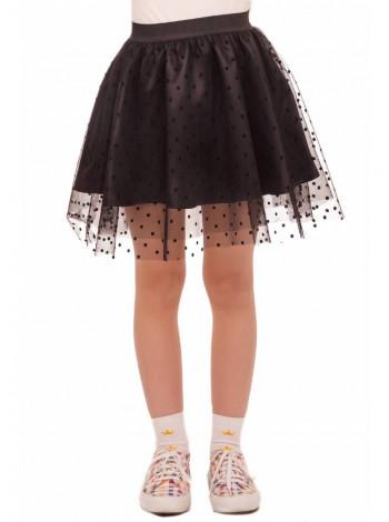 Пышная юбка из фатина для детей