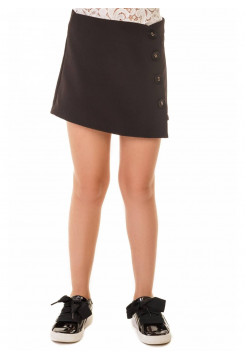 Школьная юбка шорты для девочки