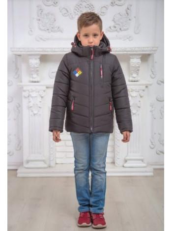 Зимова куртка на хлопчика