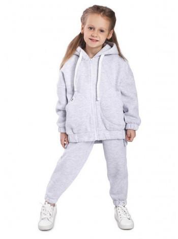 Теплий спортивний костюм на дівчинку