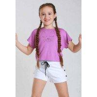 Дитячий літній костюм для дівчинки