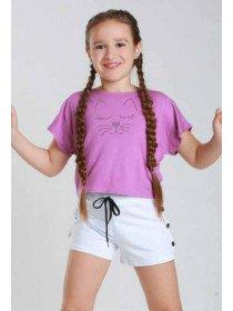 Детский летний костюм для девочки