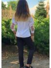 Классические детские брюки на девочку