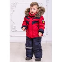 Дитячий костюм зимовий на хлопчика