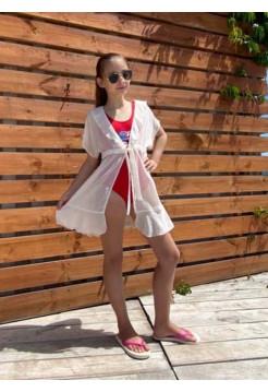 Детская пляжная туника