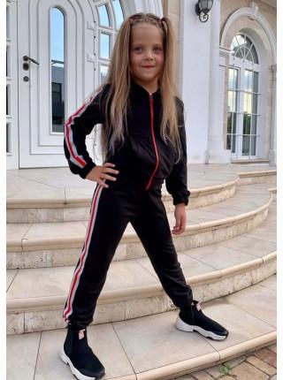 Спортивный костюм детский на девочку