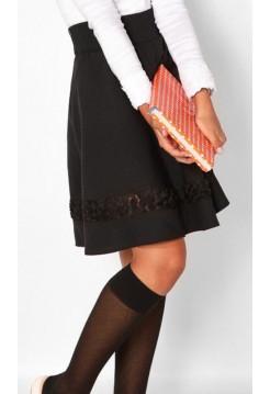 Короткая юбка для  школы