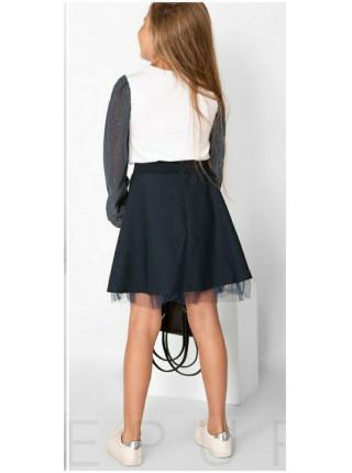 Школьная пышная юбка