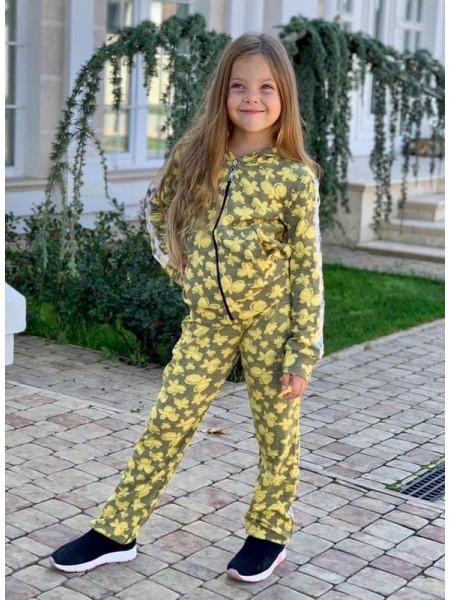 Спортивный костюм на девочку 8 - 10 лет