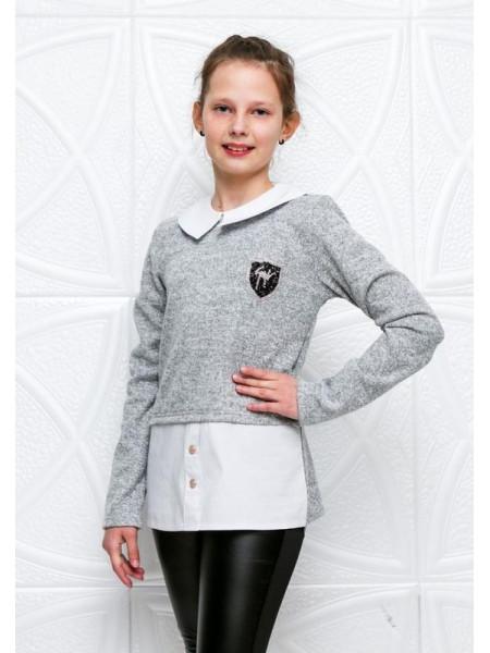 Кофта для школы на девочку