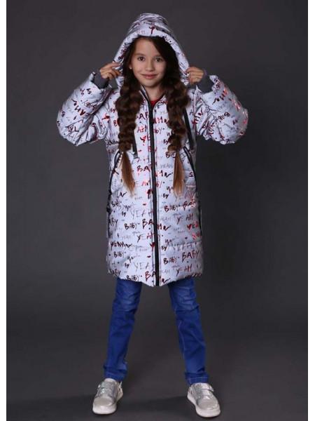 Куртка на девочку зима