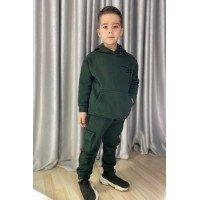 Спортивний костюм з начосом для хлопчика