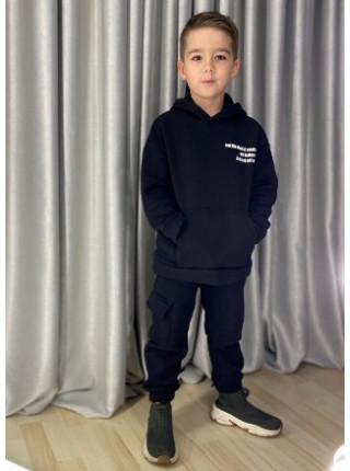 Спортивный костюм с начесом для мальчика
