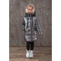 Дитяча зимова куртка на дівчинку
