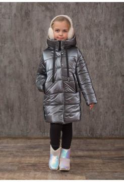 Детская зимняя куртка на девочку