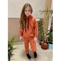 Теплый спортивный костюм детский