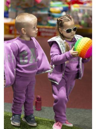 Спортивный костюм тройка на девочку
