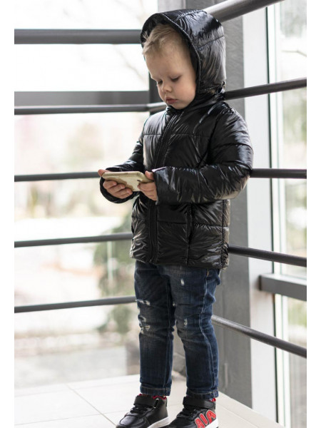 Демісезонна куртка на хлопчика