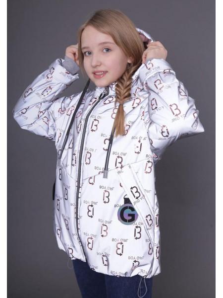 Куртка подростковая демисезонная на девочку