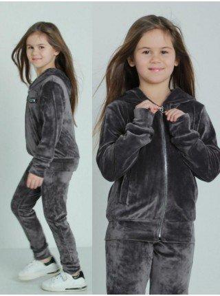 Велюровый костюм детский