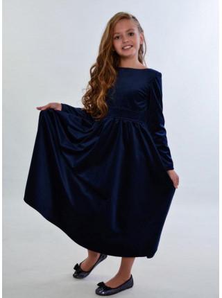 Нарядне плаття в пол для дівчинки
