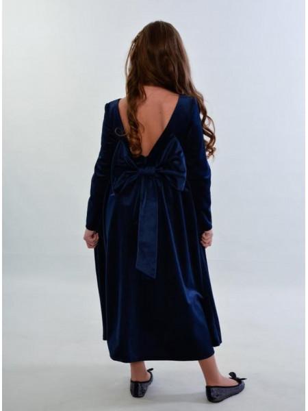 Нарядное платье в пол для девочки