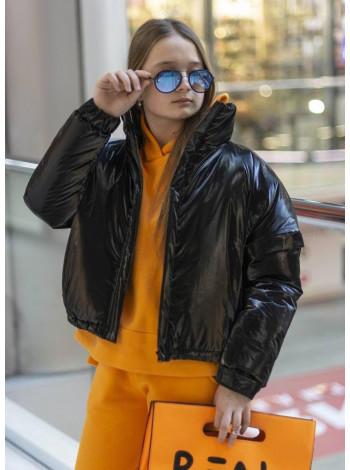 Куртка на девочку весна