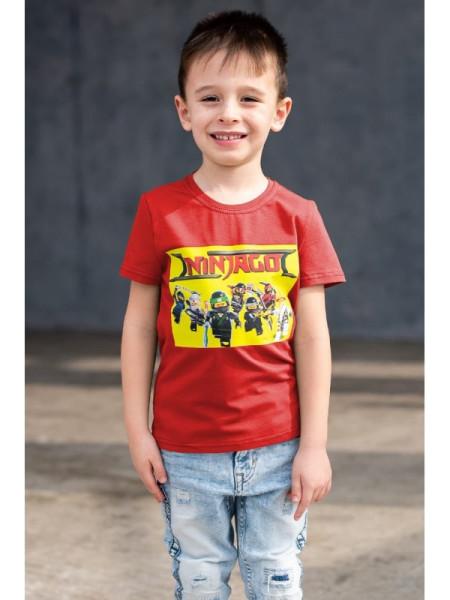 Детская футболка с нинзяго