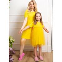 Нарядне літнє плаття для дівчинки